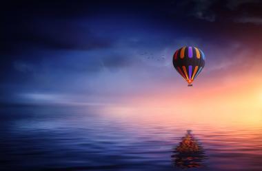 Ονειροκρίτης αερόστατο (πτήση)