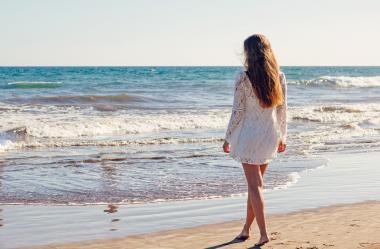 Ονειροκρίτης ακρογιαλιά - παραλία