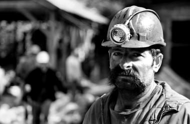 Ονειροκρίτης ανθρακωρυχείο - ανθρακωρύχος