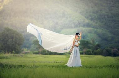 Ονειροκρίτης φόρεμα