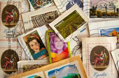 Ονειροκρίτης γραμματόσημο
