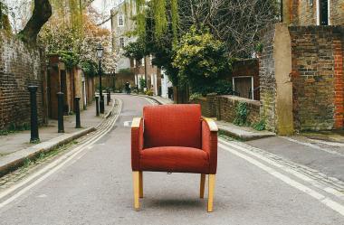 Ονειροκρίτης καρέκλα