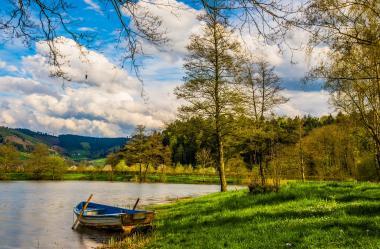 Ονειροκρίτης λίμνη