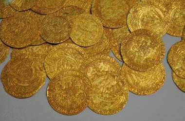 Ονειροκρίτης λίρες χρυσές
