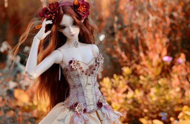 Ονειροκρίτης κούκλα - μοντέλο - μανεκέν
