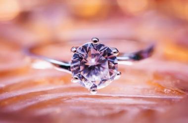 Ονειροκρίτης δαχτυλίδι - μονόπετρο