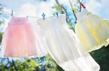 Ονειροκρίτης μπουγάδα (ρούχα - πλυντήριο)