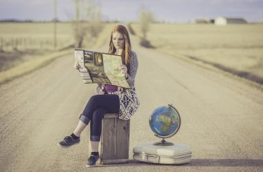 Ονειροκρίτης ταξίδι (ταξιδέυω)