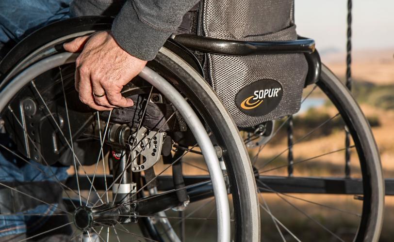 Ονειροκρίτης ανάπηρος - αναπηρία