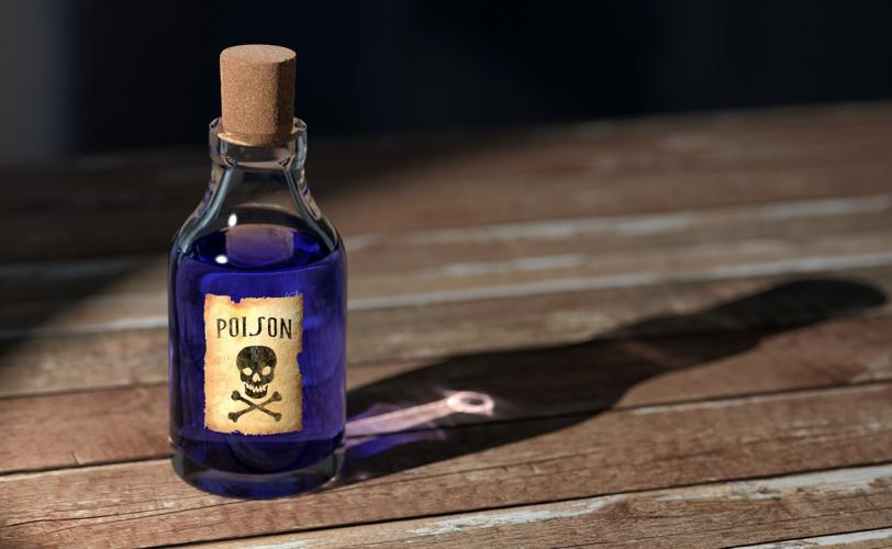 Ονειροκρίτης δηλητήριο - δηλητηρίαση