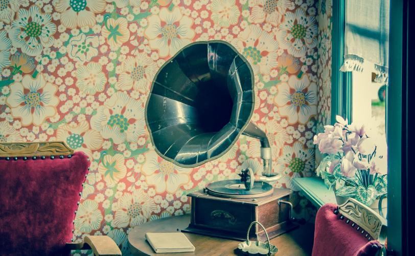 Ονειροκρίτης γραμμόφωνο μουσικής