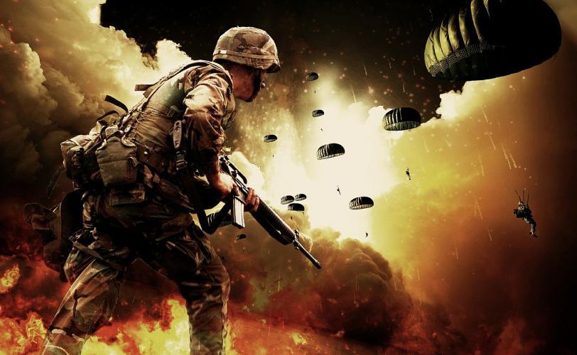 Ονειροκρίτης πόλεμος - μάχη