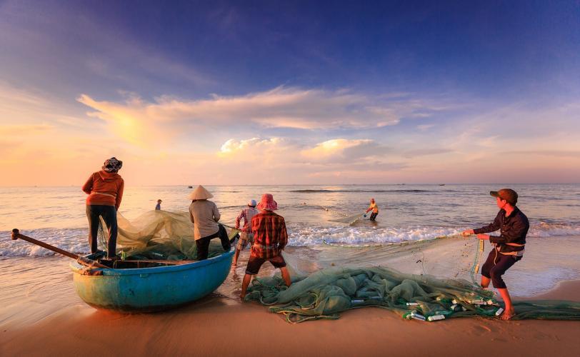 Ονειροκρίτης ψαράς (ψάρια - ψάρεμα)
